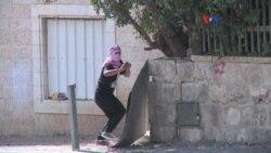 Nueva jornada de violencia en Cisjordania