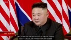 Lãnh tụ Triều Tiên Kim Jong Un thăm chính thức VN từ ngày 1/3