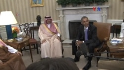 """Obama sortea """"desaire"""" de Arabia Saudita"""