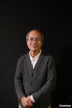 香港政治评论员刘锐绍 (照片提供:刘锐绍)