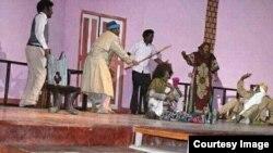 Oromiyaatti Yeroo Jalqabaaf Guyyaan Tiyaatiraa Kabajame