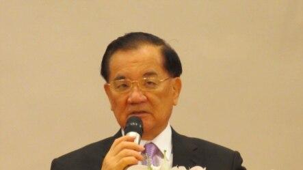 台湾前副总统、国民党前主席连战 (资料照)