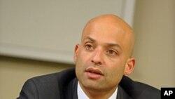James Appathurai, NATO Spokesman (undated photo)