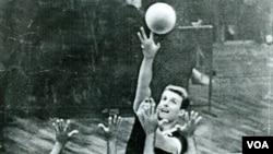 ვაჟა კაჭარავა, ერთადერთი ქართველი ოლიმპიური ჩემპიონი ფრენბურთში