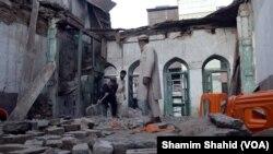 اکتوبر 2015 کو شدید زلزلے سے شمال مغربی علاقے زیادہ متاثر ہوئے تھے۔ فائل فوٹو