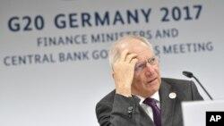 Encontro do G20 na Alemanha