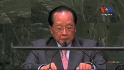 Cambodia Foreign Minister UN Speech Touches More on World Issues, Less on Cambodia