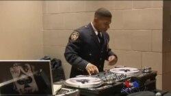 နယူးေယာက္က ရဲ၀န္ထမ္း DJ သမား