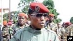Le capitaine Moussa Dadis Camara (Archives)