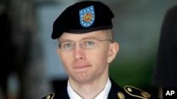 Chelsea Manning, prajurit angkatan darat yang membocorkan sejumlah besar rahasia pemerintah Amerika kepada WikiLeaks (foto: dok).