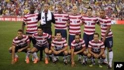 Selección de fútbol de Estados Unidos.