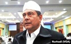 Rektor IAIN Jember, Babun Suharto. (Foto: VOA/ Nurhadi)