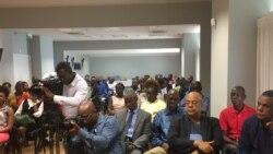 Braço-de-ferro entre Governo e jornalistas angolanos - 1:37