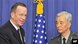 Coreia do Sul: Almirante Mike Mullen defende continuidade de manobras militares
