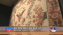 Ko'rpa qavish Amerikada sanoat va san'at - American quilts