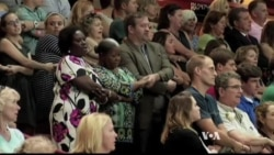 Vigil Held as Charleston Mourns Shooting Victims