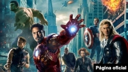 Durante su fin de semana de estreno, Los vengadores batieron el récord de la película con mayores ventas de taquilla, reportando más de $200 millones en EE.UU.