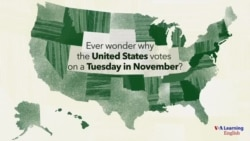 Why is the U.S. General Election Held on a Tuesday in November?
