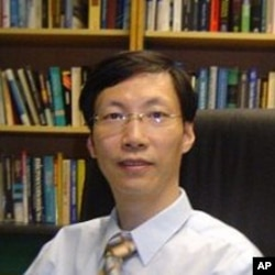岭南大学经济系主任马跃教授