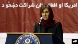 رولا غنی می گوید انتظار انکشافات گسترده در حقوق زنان افغان را در سالهای آینده داشته باشید
