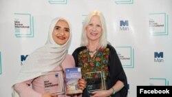 جوخه الحارثی، جایزه ۵۰ هزار پوندی من بوکر بین المللی را با مترجم اثر تقسیم می کند