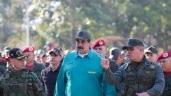 ဗင္နီဇြဲလားေရြးေကာက္ပြဲ အသစ္က်င္းပဖို႔ ေတာင္းဆိုမႈ Maduro ပယ္ခ်