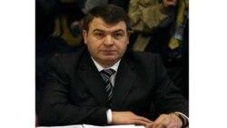 آناتولی سردیوکف، وزیر غیرنظامی دفاع روسیه