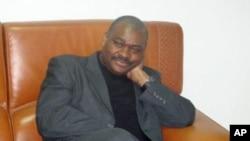 Raul Danda, presidente do grupo parlamentar da UNITA
