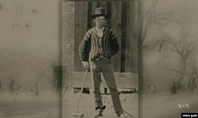 Penjahat wilayah Wild West, Henry McCarty, yang juga dikenal dengan nama Billy the Kid