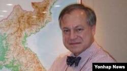 마리우스 그리니우스 전 주한 캐나다 대사 (자료사진)
