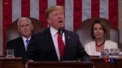 """特朗普稱眾議院調查他是""""總統騷擾"""" (粵語)"""