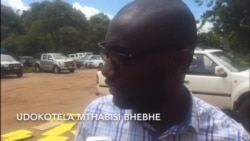 Dr. Bhebhe: We Are Facing Serious Challenges in Hospitals