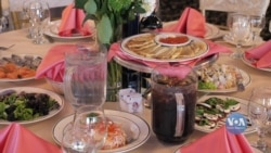 Банкетний зал української кухні у Нью-Джерсі: як українське подружжя реалізувало давню мрію. Відео