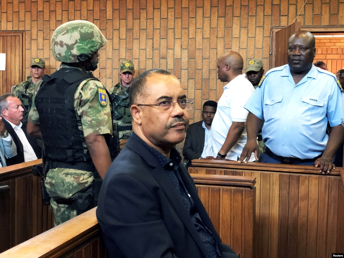 South Africa to Extradite Ex-Mozambique Official to Home Country, Not US