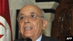 Tunisin baş naziri istefa verir