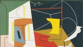 """Egg Beater No. 4, 1928"" by Stuart Davis"
