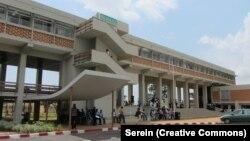 L'université Félix-Houphouët-Boigny au cœur de la commune de Cocody, à Abidjan, Côte d'Ivoire, le 7 novembre 2012. (CC/Serein)