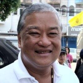Bangkok Governor Sukhumbhand Paribatra, October 23, 2011.