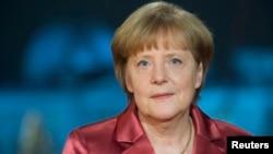 Kanselir Jerman Angela Merkel mendesak dihentikannya rapat-rapat umum anti Islamisasi oleh kelompok PEGIDA (foto: dok).