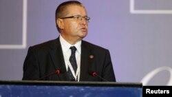 Menteri Ekonomi Alexei Ulyukayev mengatakan, ekonomi Rusia hanya berkembang 0,8 persen di kuartal pertama (foto: dok).