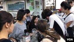 지난 9일 서울 송파구 아태평생교육원에서 탈북자 바리스타 교육이 진행되었다.