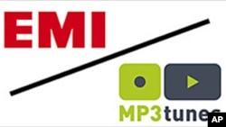 百代唱片(EMI) 起诉MP3tunes