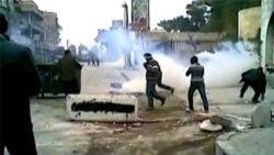 نظامیان جدا شده از ارتش سوریه شهر الزبدانی را به کنترل خود درآوردند