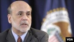 Según Ben Bernanke, lo deseable sería una inflación entre 1,7 y 2,0 por ciento anual.