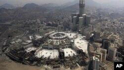 Velika džamija u Saudijskoj Arabiji