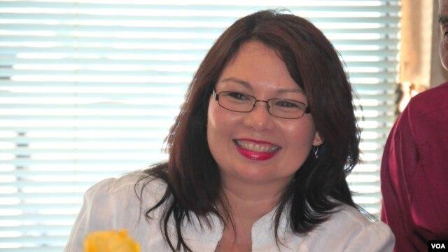 Tammy Duckworth VOA Thai