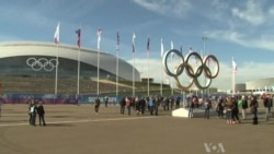 Visitors say Sochi's Olympic Park is Awesome