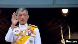 Quốc vương Thái Lan Maha Vajiralongkorn.