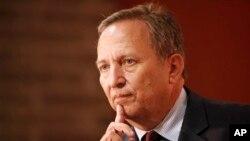 Lorens Samers povukao kandidaturu za šefa Centralne banke