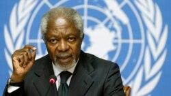 Kofi Annan ကြယ္လြန္ ကမၻာ႔ေခါင္းေဆာင္မ်ား၀မ္းနည္း